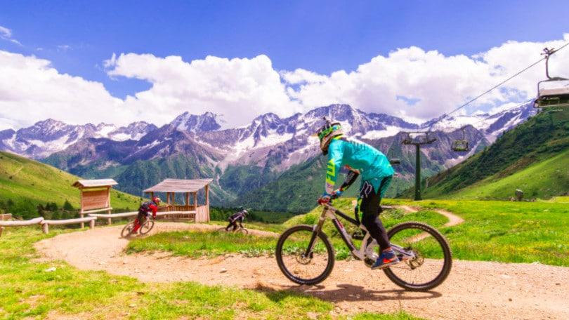 E-bike a Pontedilegno-Tonale: servizi e infrastrutture ad hoc