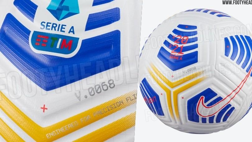 Serie A 2020-21: le indiscrezioni sul nuovo pallone