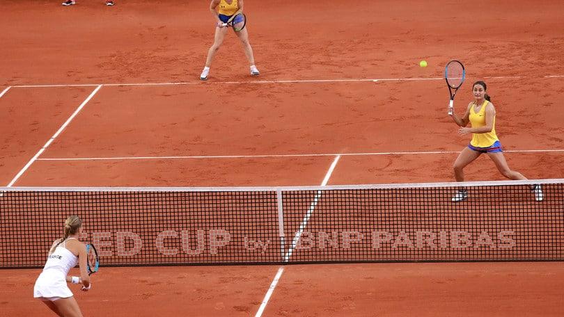 Coppa Davis e Fed Cup rinviate al 2021   Corriere dello Sport