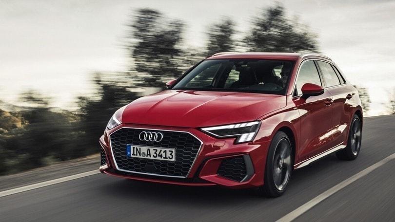 Audi Value, con 199 euro al mese guida la nuova A3