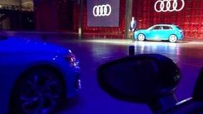 Nuova Audi A3 Sportback, la presentazione VIDEO