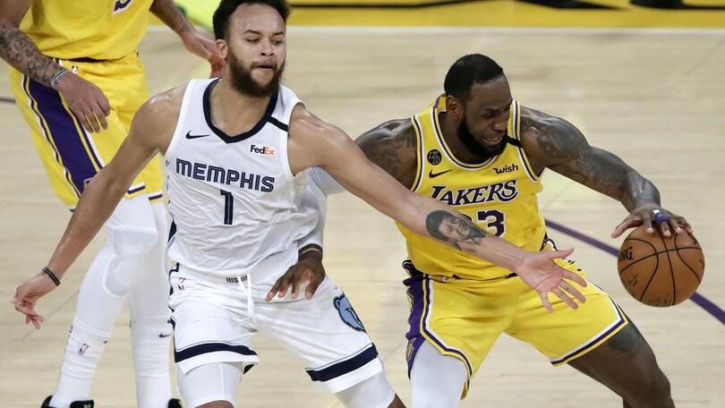 Nba, si riparte: primo match il 30 luglio tra Pelicans e Utah Jazz