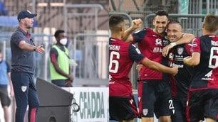Nainggolan torna, segna e lancia il Cagliari di Zenga: che poker al Torino!