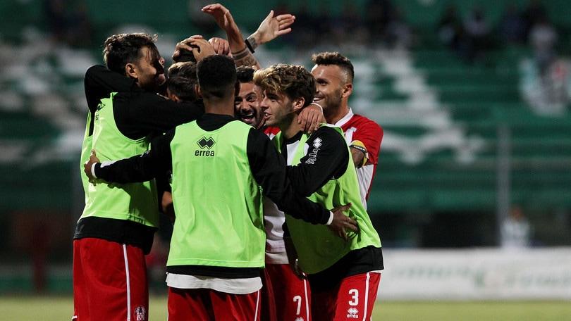 Playout di Serie C, Rende e Olbia vincono la gara d'andata