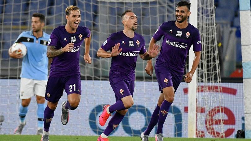 Fiorentina, Ribery prepara la