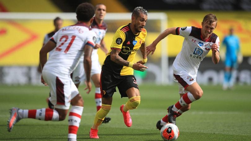 Pereyra e Masina non brillano: il Watford crolla col Southampton