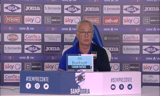 """Ranieri: """"Errori gravissimi da parte di un arbitro internazionale"""""""