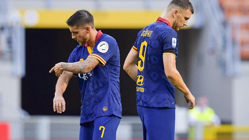 """Roma, i tifosi: """"Squadra spenta, forse aveva ragione Petrachi. Umiliati dalla Lazio"""""""