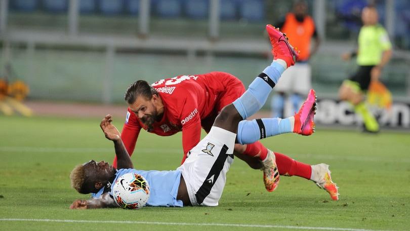 Rizzoli e il rigore alla Lazio: