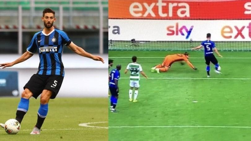 Gagliardini, Inter-Sassuolo e l'errore che ha fatto il giro del web: