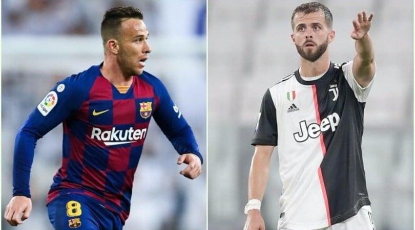 Arthur-Pjanic, i retroscena dell'operazione tra Juve e Barça
