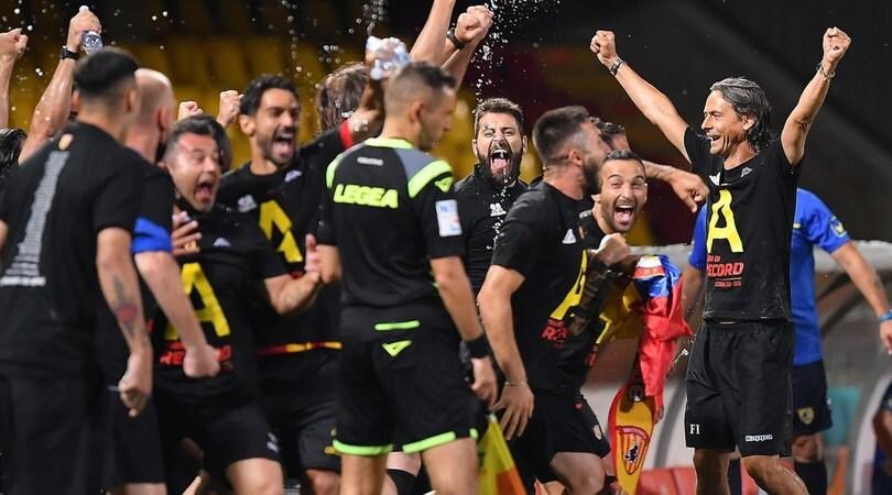 Benevento in Serie A! Il trionfo di Pippo Inzaghi con numeri da record