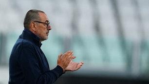 Juve, la probabile formazione di Sarri contro il Genoa