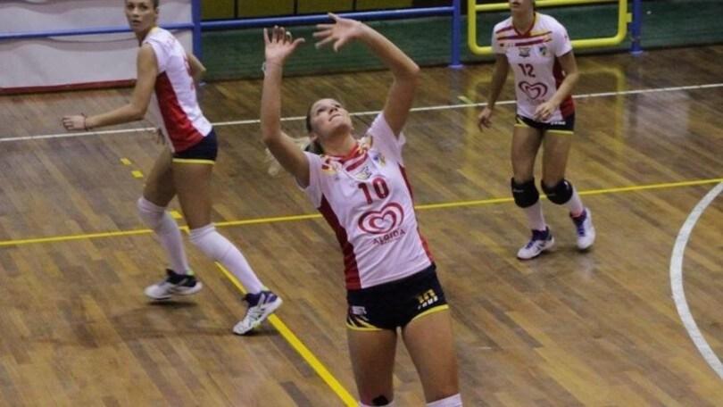Letizia Ciani giocherà ad Olbia