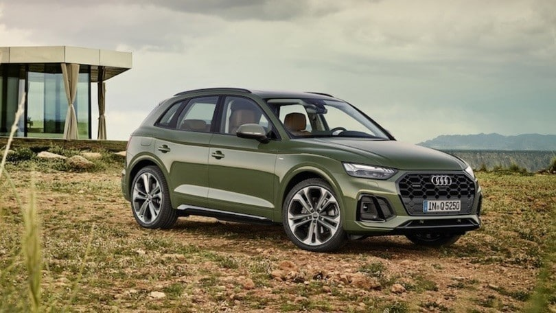 Audi Q5, il SUV si rinnova