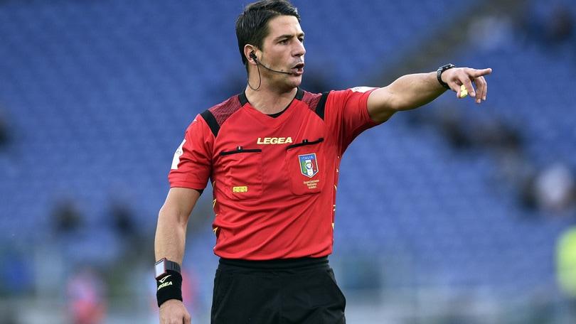 Arbitri di A, Inter-Brescia a Manganiello. Spal-Milan, c'è Mariani