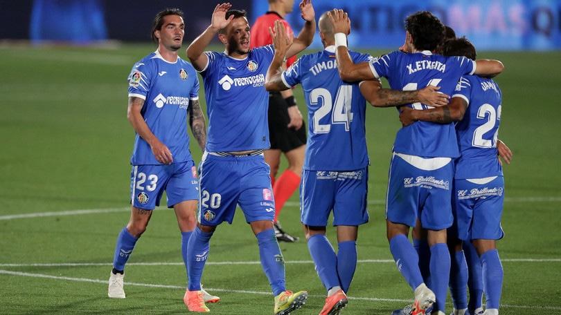 Inter, il Getafe perde i pezzi: due giocatori ai saluti