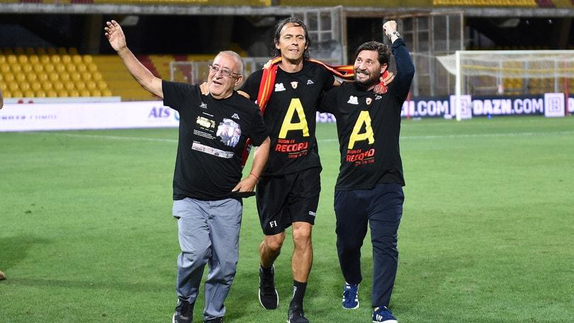 «Benevento, trionfa il merito sportivo»