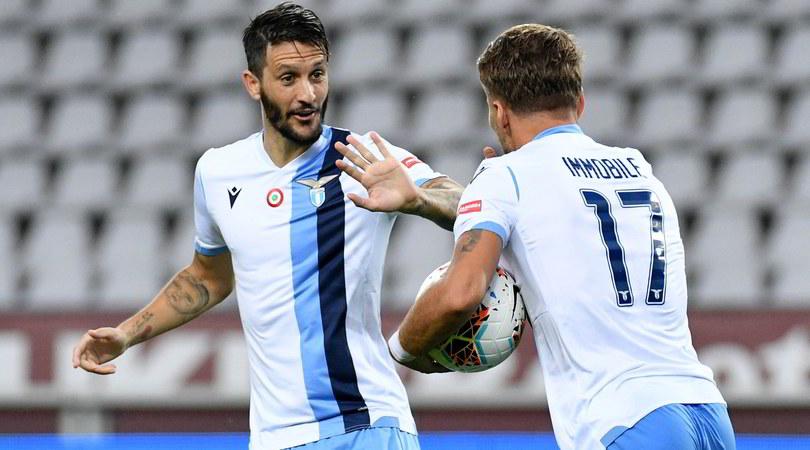 Torino-Lazio 1-2: Immobile e Parolo firmano l'ennesima rimonta