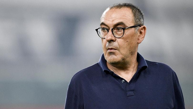"""Sarri: """"Juve non condizionata dalla Lazio. Ronaldo fuori? Se lo aspettava"""""""