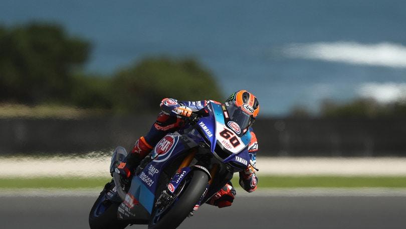 Sbk, ufficiale: Van der Mark e Yamaha: addio a fine stagione