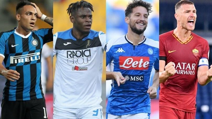 Serie A, tutte le probabili formazioni della 29ª giornata