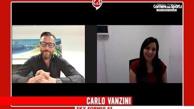 La F1 riaccende i motori: Carlo Vanzini che pole per il Mondiale 2020! VIDEO
