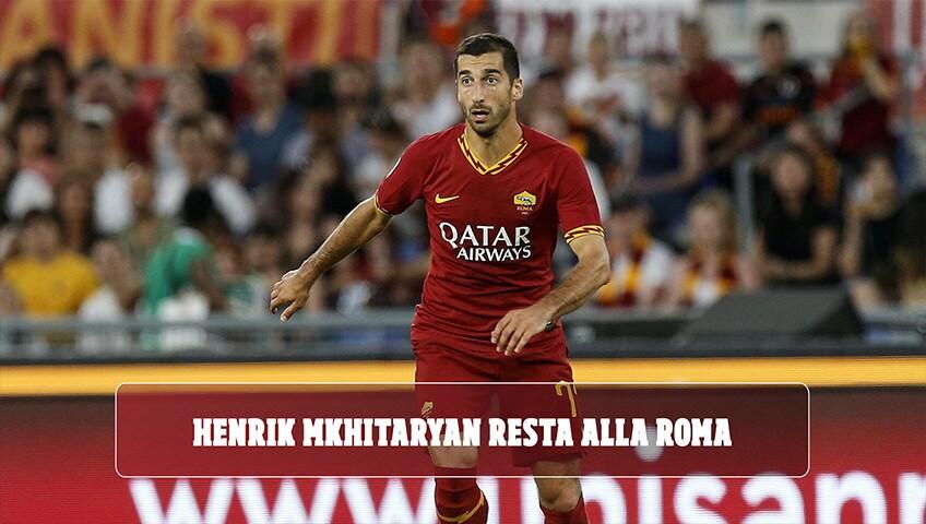 Roma, Mkhitaryan resta: l'armeno rescinde con l'Arsenal!