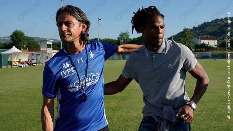 Benevento, Remy è arrivato: primo incontro con la squadra di Inzaghi