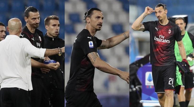 Ibrahimovic ritorna in campo, ma non basta al Milan