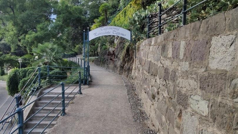 PerCorsi vi porta a Merano lungo la Tappeiner