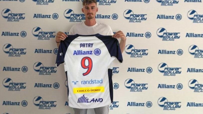 Jean Patry è l'opposto di Milano