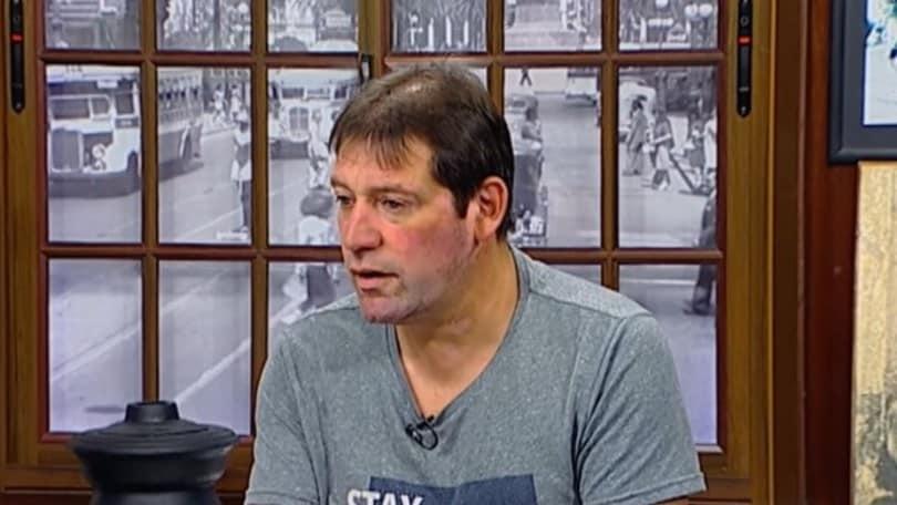 Ex Juve Fabian O'Neill ricoverato per cirrosi epatica