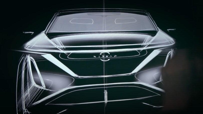 Nissan Ariya, il primo suv elettrico non rinuncia al design