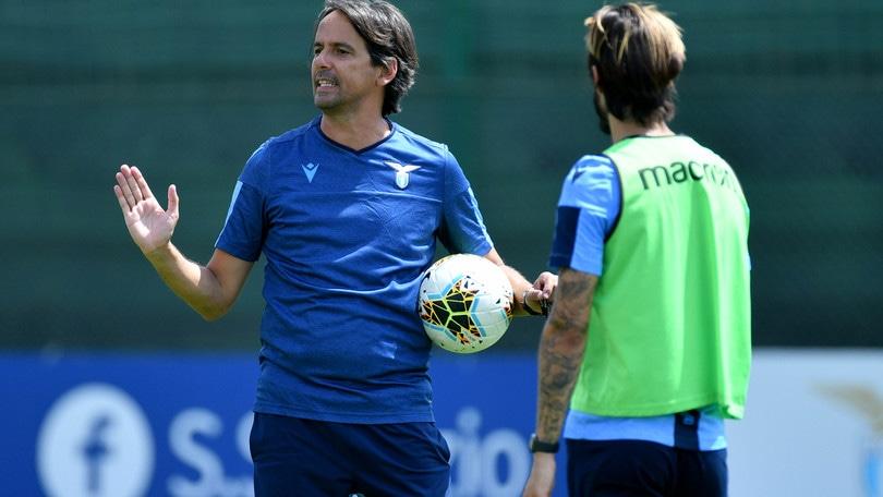 Lazio, quanti problemi di formazione: Inzaghi studia la squadra anti-Milan