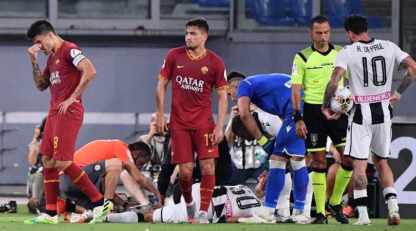 Roma-Udinese (0-2): analisi tattica e considerazioni