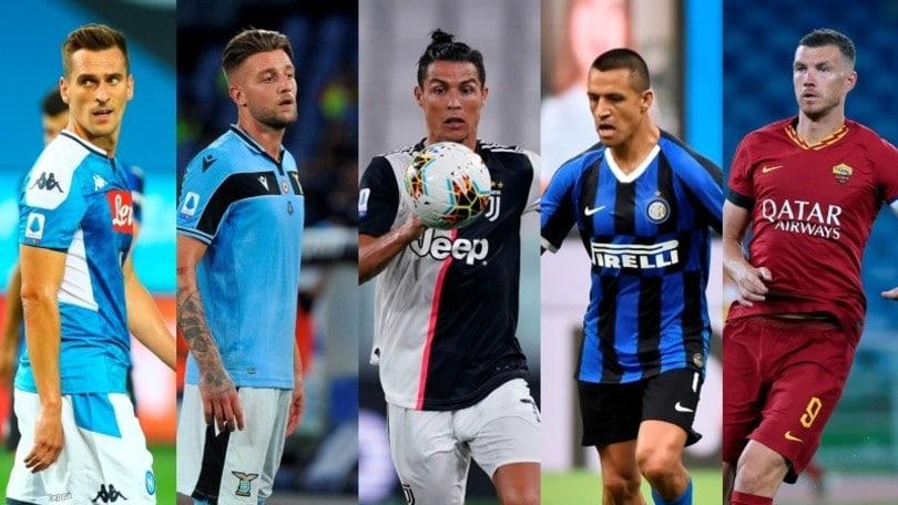 Serie A, tutte le probabili formazioni della 30ª giornata