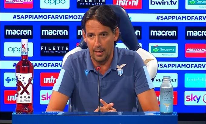 """Inzaghi: """"Ho fiducia dei giocatori a disposizione"""""""