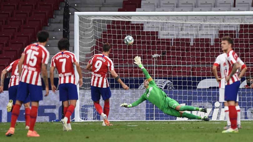 Liga, Morata show: l'Atletico Madrid annienta il Maiorca