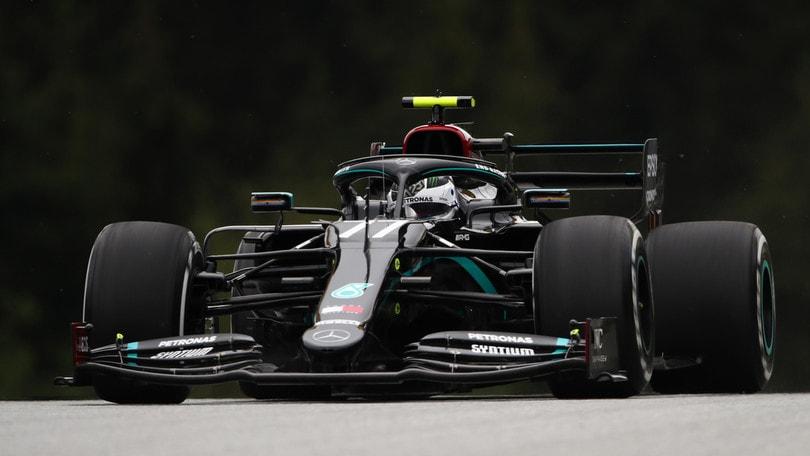 F1, Gp Austria: respinto reclamo Red Bull, DAS Mercedes è regolare