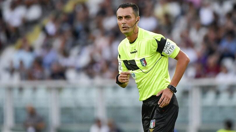 Arbitri A, Di Bello per Napoli-Roma. Inter-Bologna, c'è Pairetto
