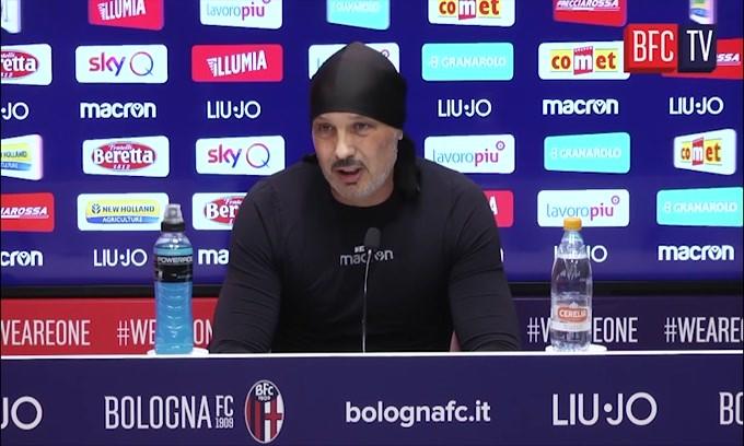 """Mihajlovic: """"Queste gare mi serviranno per capire chi merita il Bologna"""""""