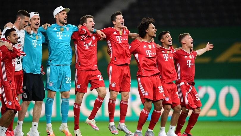 Coppa di Germania, Bayern campione! Poker al Leverkusen