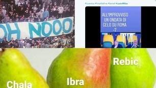 """Si ferma la Lazio, la Juve vola a +7 e """"vede"""" lo scudetto: le ironie sul web"""