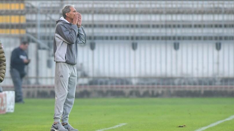 Albinoleffe, prolungato il contratto con il tecnico Zaffaroni