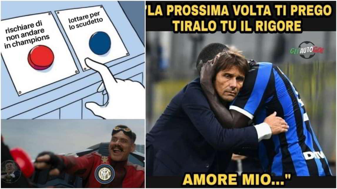 <p>Tantissimi i meme spuntati dopo la sconfitta interna dei nerazzurri contro Mihajlovic</p>