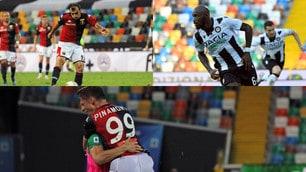 Pandev e Pinamonti salvano il Genoa