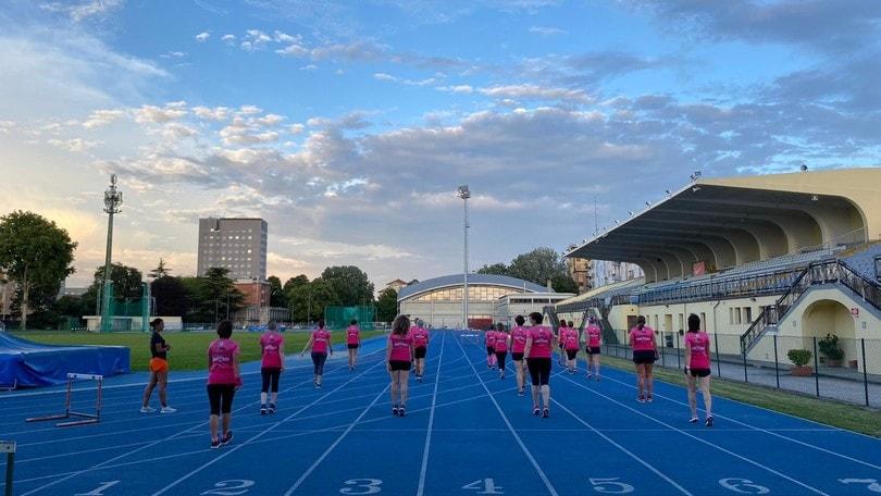 Assindustria Sport corre con le atlete di RUN FOR IOV
