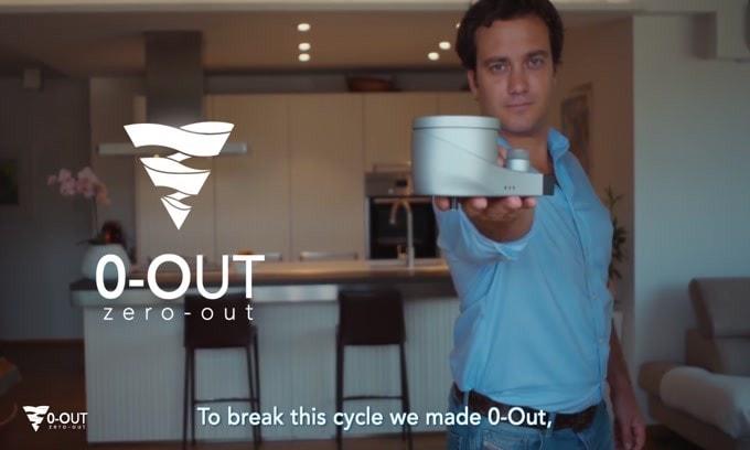 0-OUT Water Filter: acqua buona e pulita dal tuo rubinetto