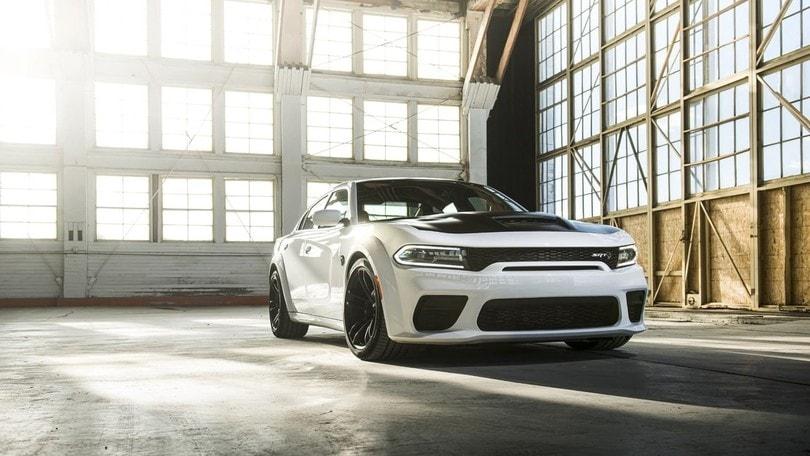 Dodge SRT Challenger, Charger e Durango: iniezione di potenza